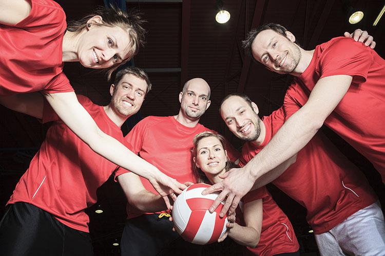 Sports team.